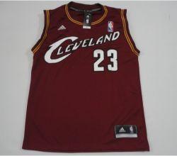 Regata Basqueteira Cleveland NBA Adidas (M)