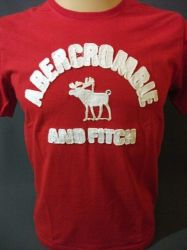Camiseta Abercrombie (P) (GG)