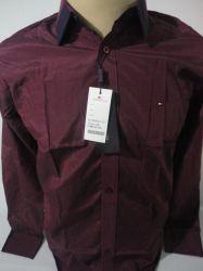 Camisa Social Tommy Hilfiger (M) (G)
