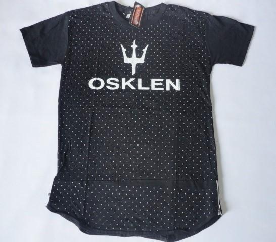 Camiseta Swag Long Line Osklen (P) 42db45b919d