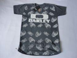 Camiseta Swag Long Line Oakley (M) (GG)