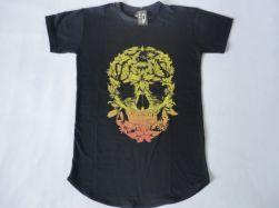 Camiseta Swag Long Line Oakley (P)