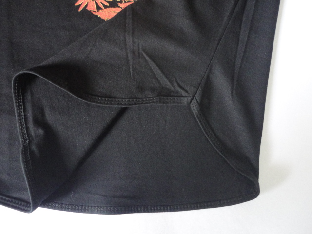 Camiseta Swag Long Line Oakley (P) 8a0df54298b