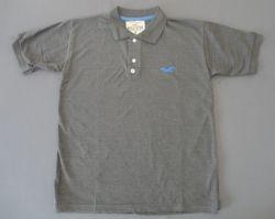 Camisa Polo Hollister (M)