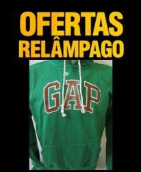 Blusa Moletom GAP (P) (GG)