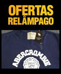 Camiseta Abercrombie (GG)