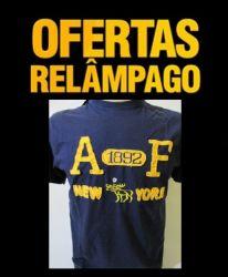 Camiseta Abercrombie (P)