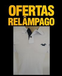 Camisa Polo Hollister (P)