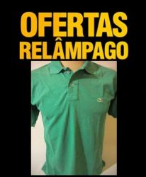 Camisa Polo Lacoste (P) (M)