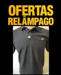 Camisa Polo Lacoste (P)