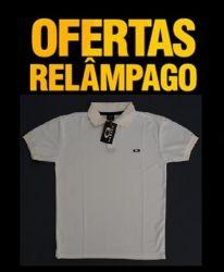 Camisa Polo Oakley (M) (GG)